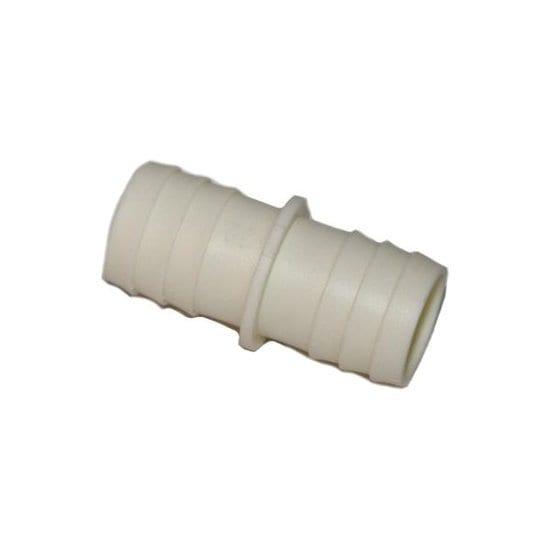 Witte slangklem 25 tot 40 mm