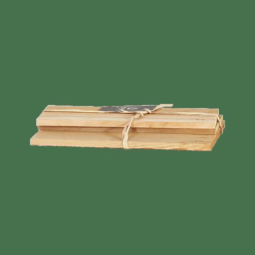 Set houten plankjes Ofyr