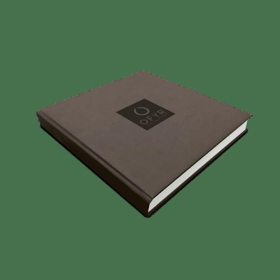 Bruine Ofyr kookboek
