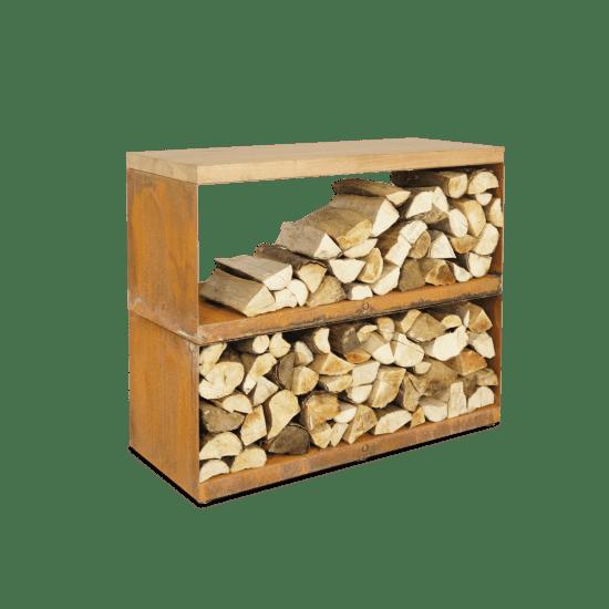 Dressoir hout opslag van hout