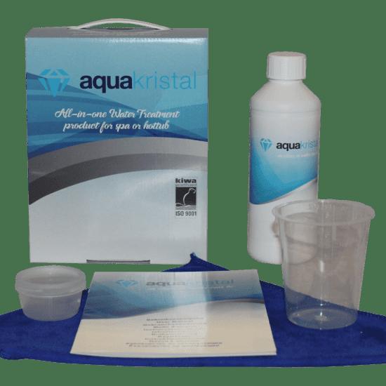 Aquakristal waterzuivering starterset