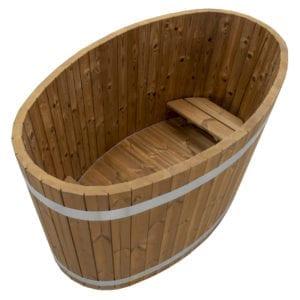 Kirami houten dompelbad